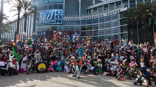 BlizzCon 2018: 12. Hausmesse mit ungewissen Neuerungen