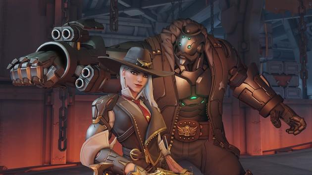 Overwatch: Neue Western-Heldin Ashe und Cornflakes vorgestellt