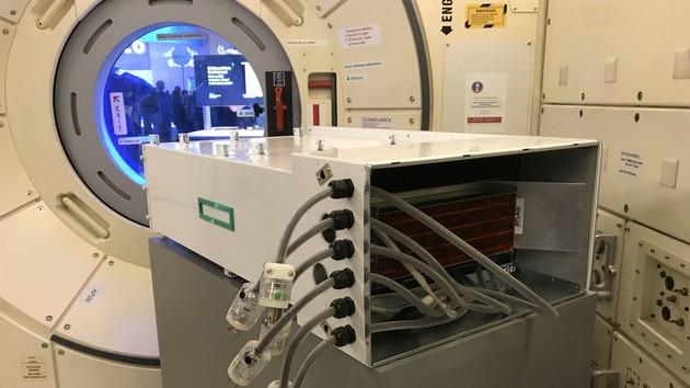 1 TeraFLOPS: ISS-Astronauten bekommen Supercomputing im Weltraum