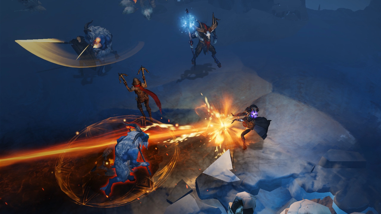 Blizzard: Diablo 4 angeblich in Entwicklung, Aktie gibt nach