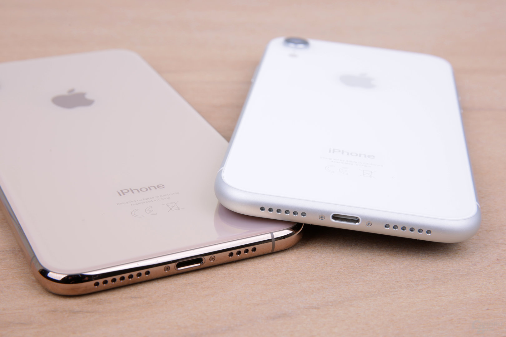 Matter Rahmen und andere Antennen beim iPhone Xr