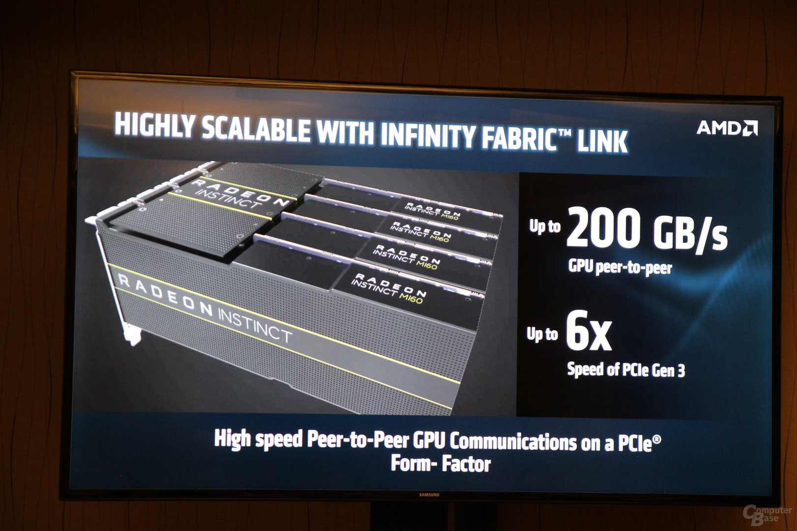 Infinity Fabric Link