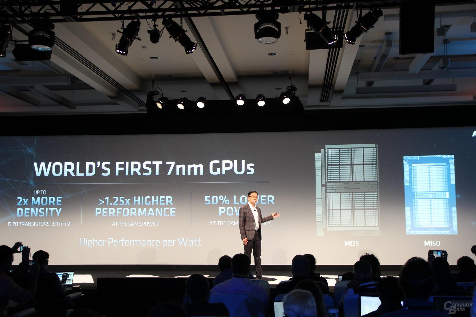 AMD Radeon Instinct MI60