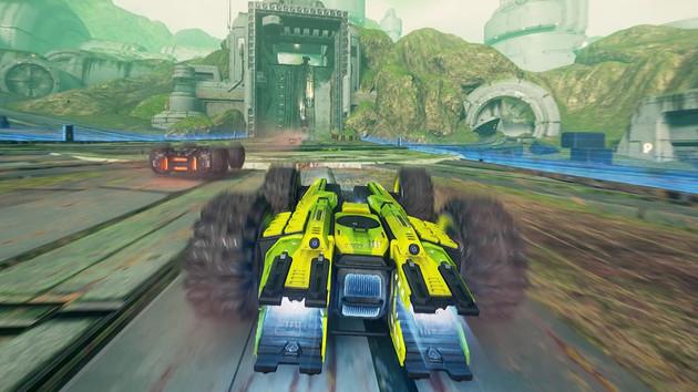 Grip: Combat Racing: Geistiger Rollcage-Nachfolger offiziell erschienen