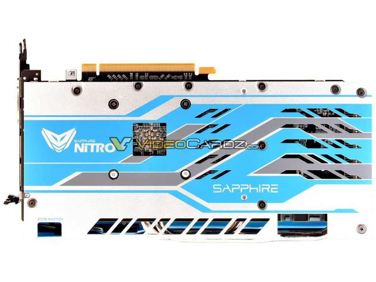 Sapphire RX 590 Nitro+ Special Edition