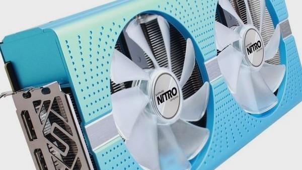 Sapphire: Bilder zeigen RX 590 Nitro+ als Special Edition in blau