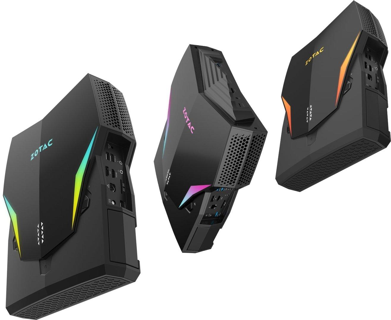 RGB-Beleuchtung mit Spectra 2.0