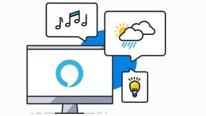 Mit Einschränkungen: Alexa nun auch als App für Windows 10 erhältlich