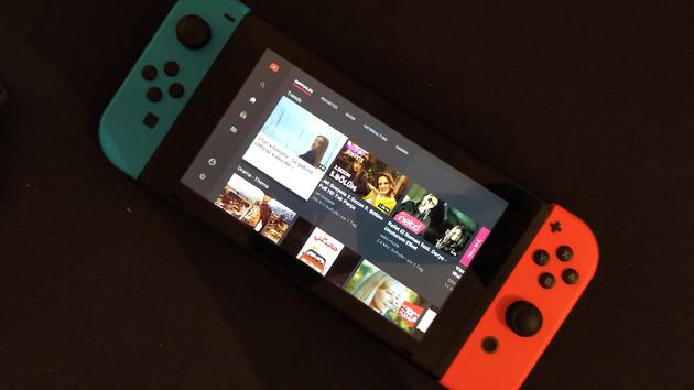 Videostreaming: YouTube ab sofort auf Nintendo Switch verfügbar