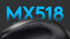 Logitech MX518 Legendary: Neuauflage der MX518 bereits in Asien erhältlich
