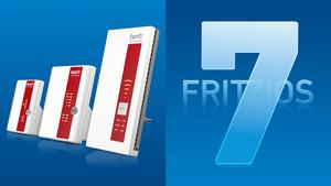 Updates: AVM Fritz!OS 7 für Repeater- und Powerline-Serie