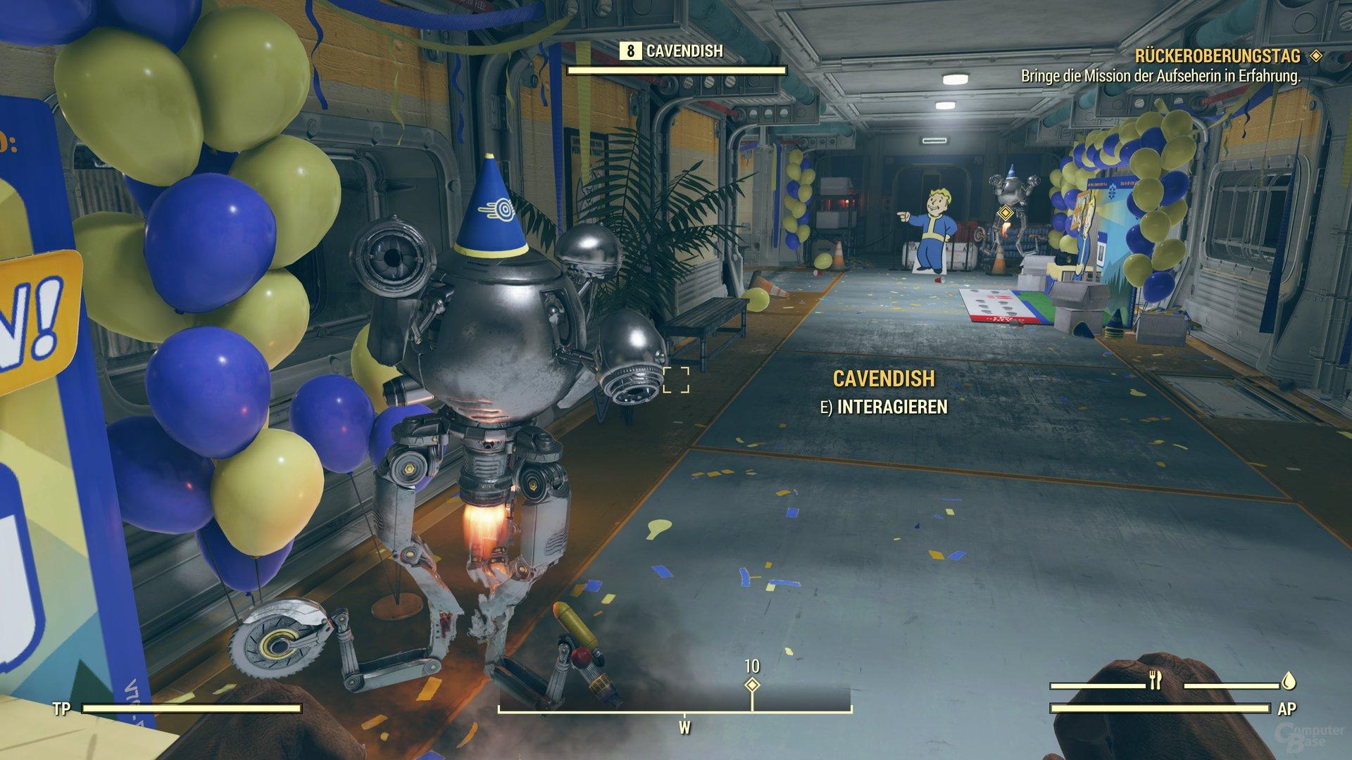 Eindrücke zu Fallout 76