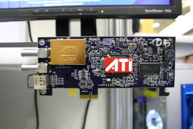 ATi PCI Express x1 TV-Tuner