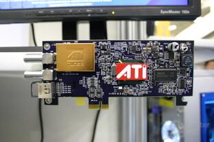 ATi PCI Express x1 TV-Tuner