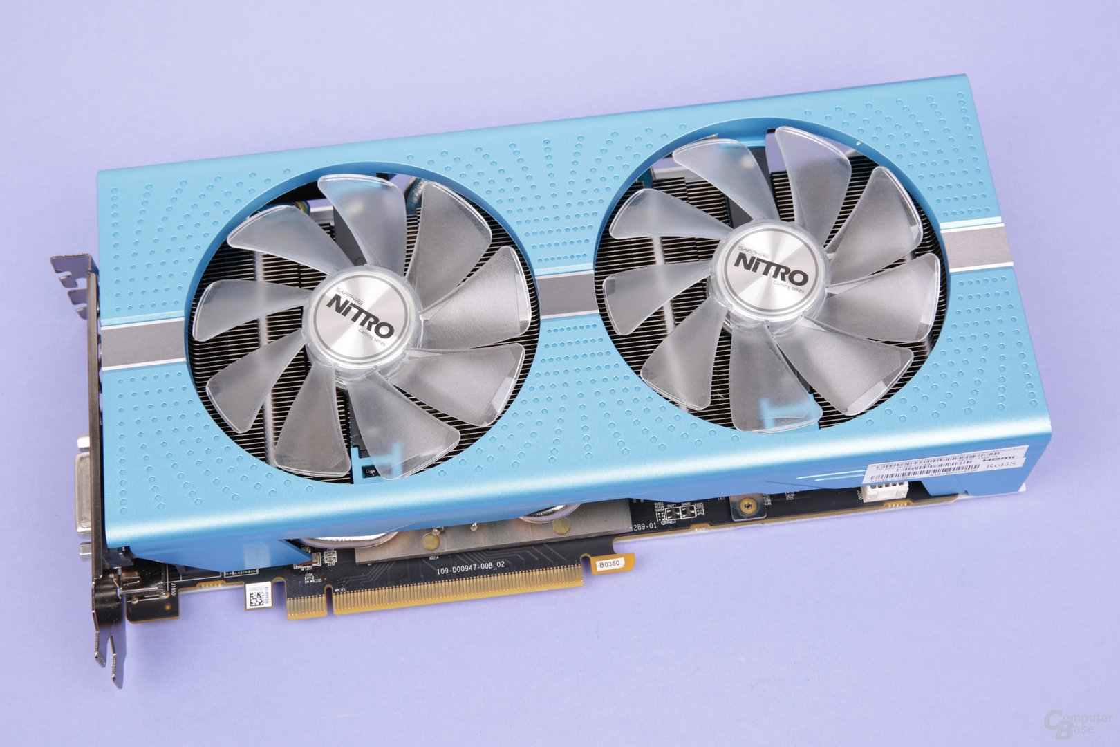 Sapphire Radeon RX 590 Nitro+ SE