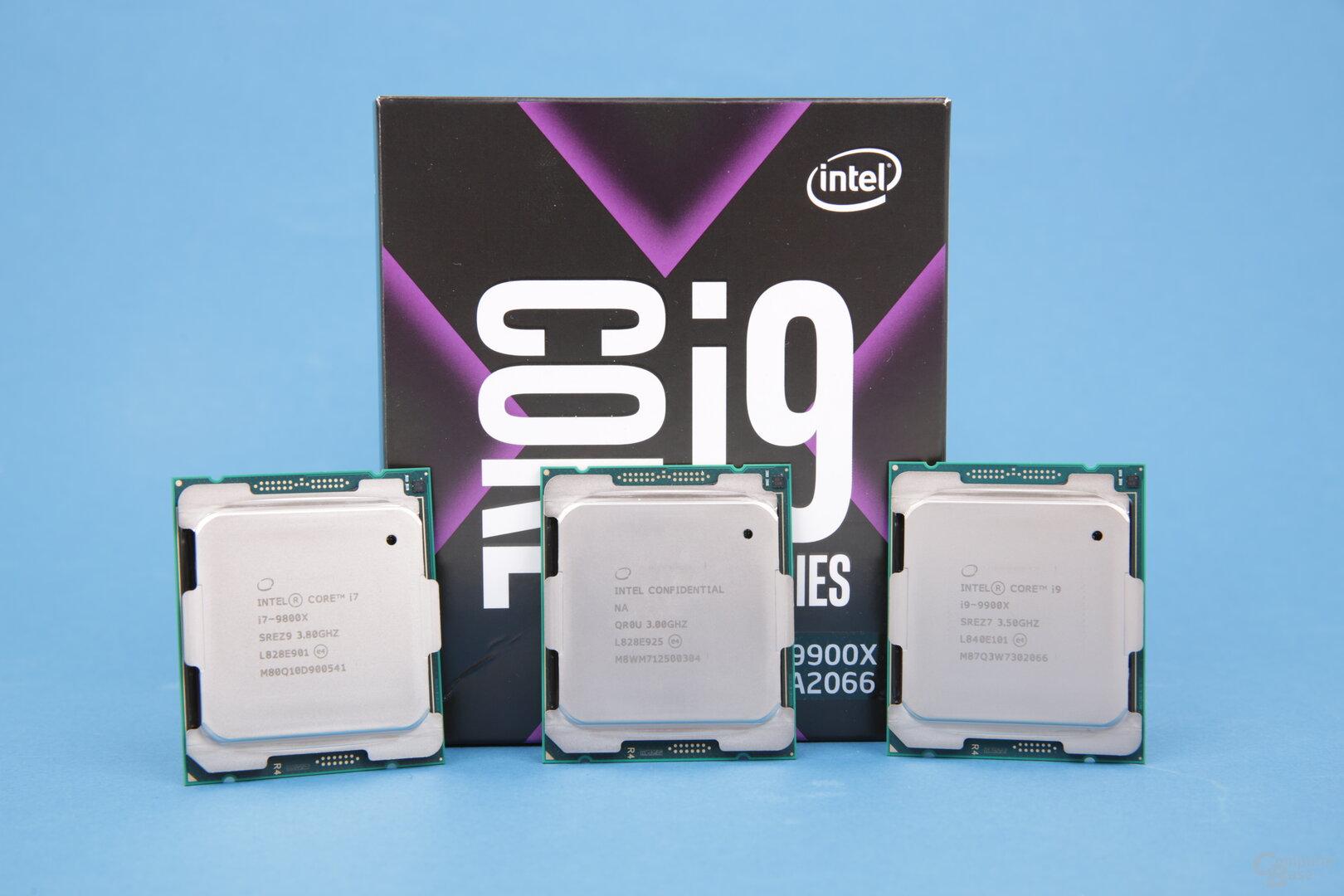 Intel Skylake-X Refresh