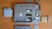 Im Test vor 15 Jahren: Bei Dells Inspiron 8600 ließ sich fast alles auswechseln