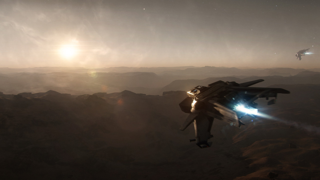 Star Citizen Alpha: Patch 3.3.0 verbessert die Performance teils deutlich