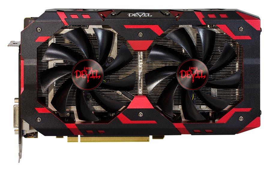 AXRX590 8GBD5-3DH OC