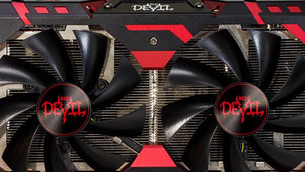 Zwei Tage zu früh: PowerColor Red Devil RX 590 vorgestellt