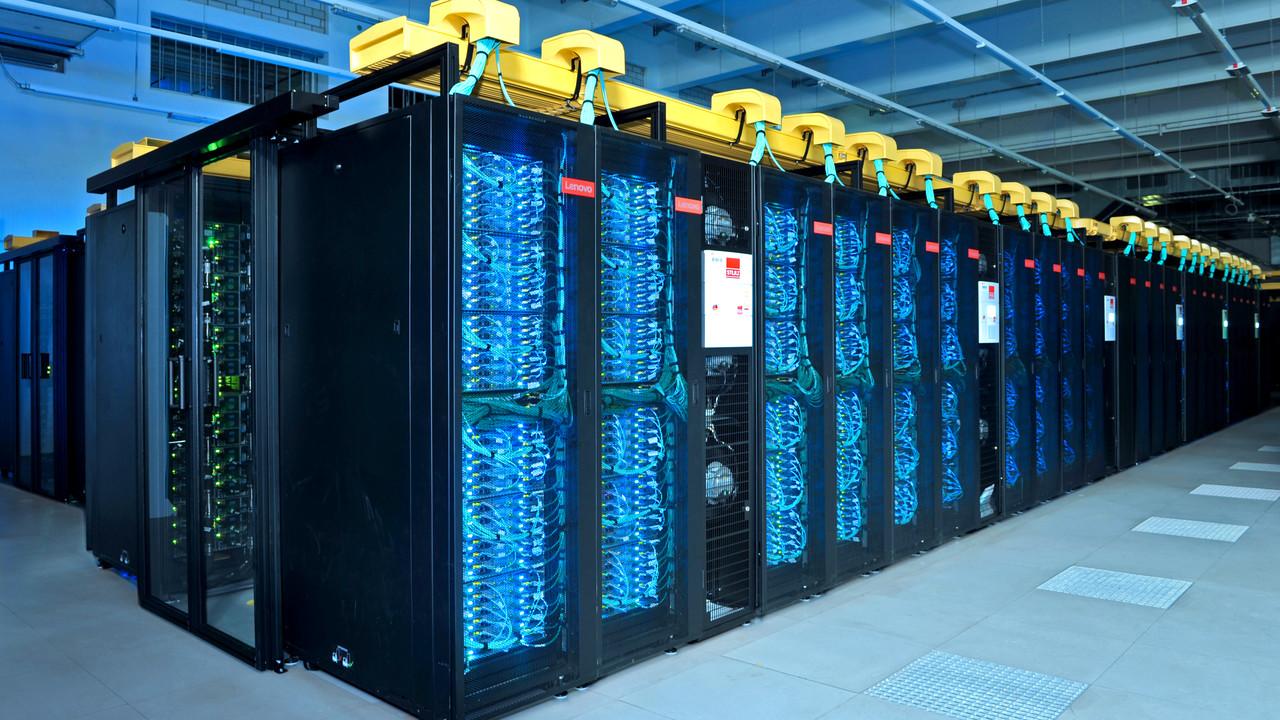 Top500: Deutschlands schnellster Supercomputer in den Top 10