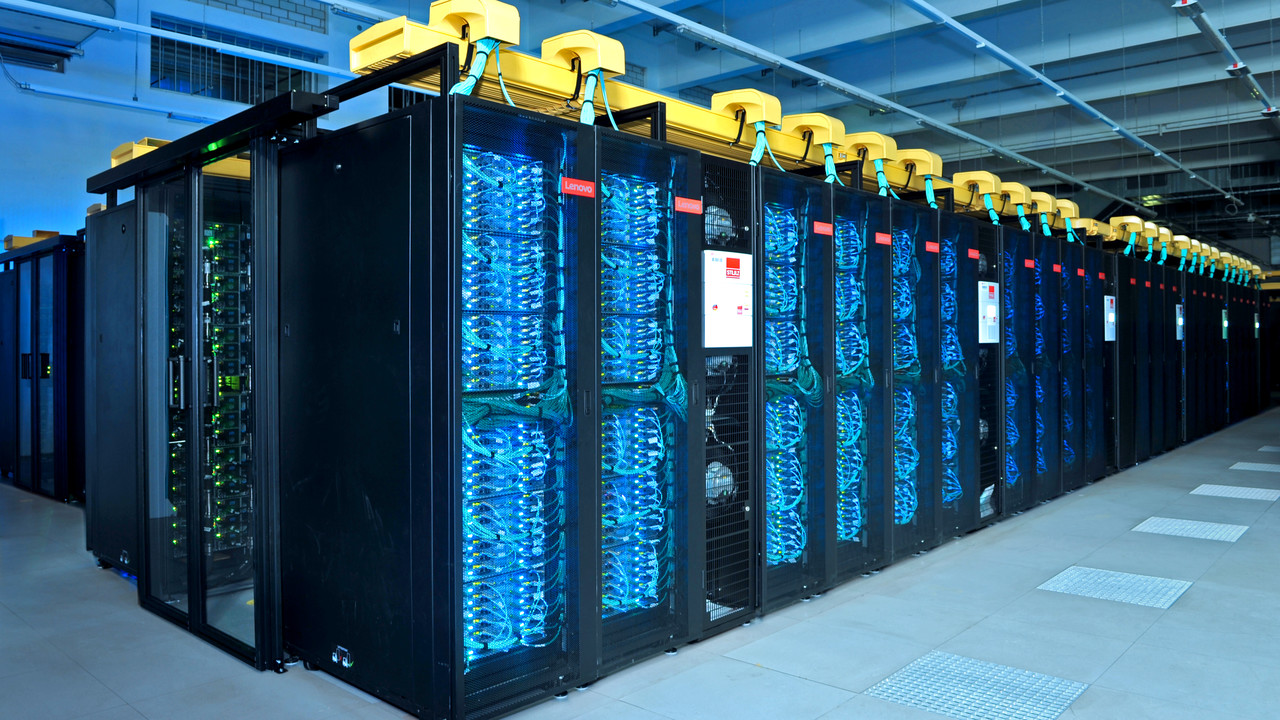 Top500: Deutschlands schnellster Supercomputer in den Top 10