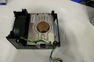BTX-Kühler des Typs 2