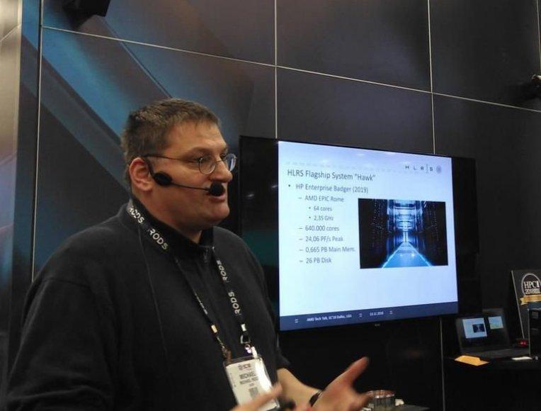 AMD Epyc Rome mit 2,35 GHz für 64 Kerne
