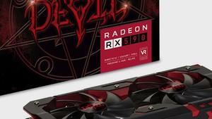 Radeon RX 590: 15 % mehr Takt, 12%mehr Leistung, 22%teurer