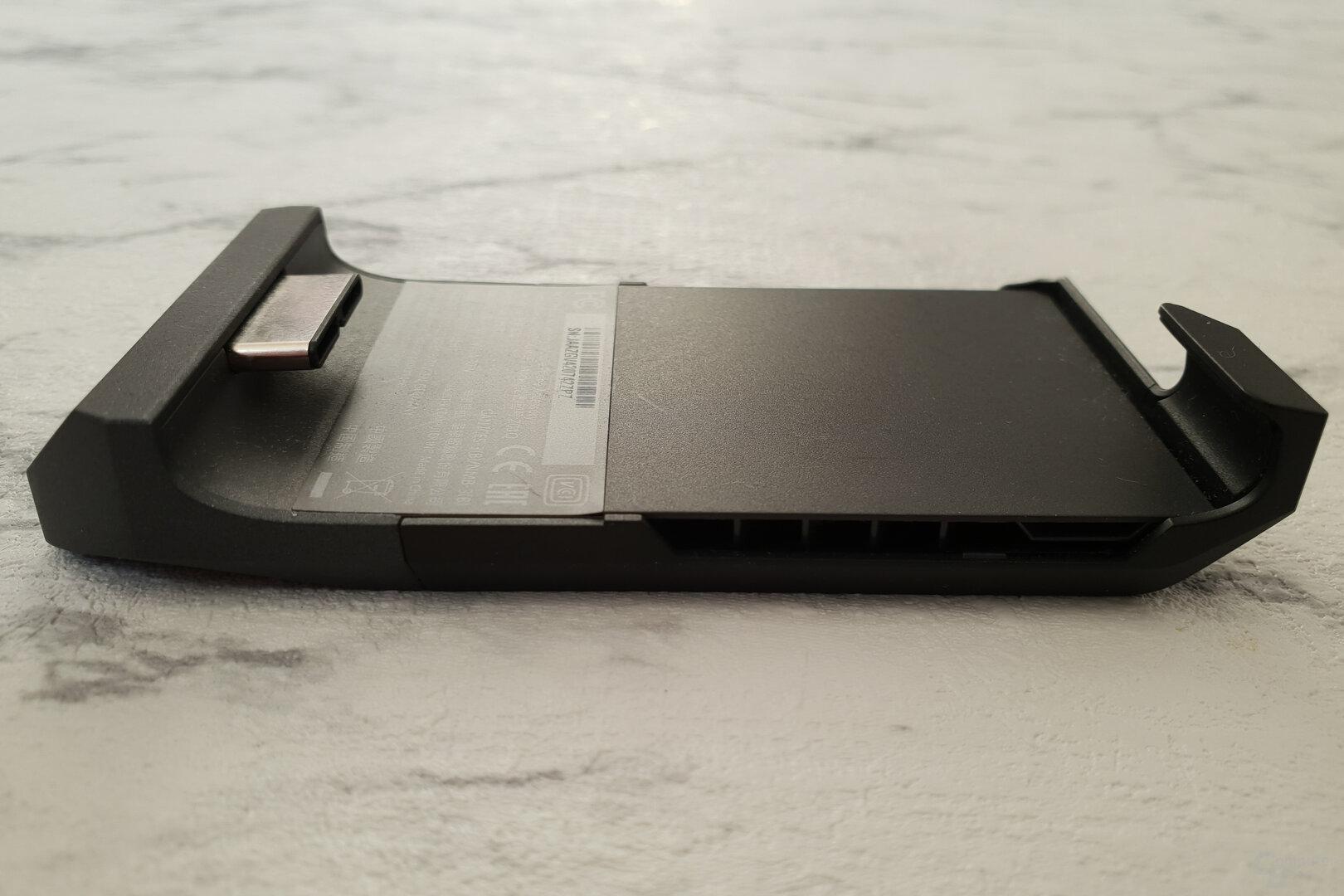 Der Lüfter des ROG Phone