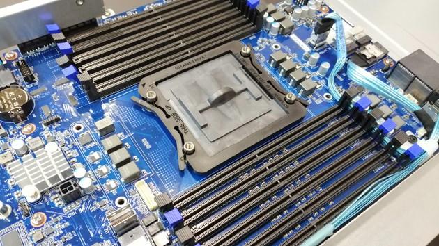 ARM-Server: Qualcomm Centriq 2400 in Gigabyte-System gesichtet
