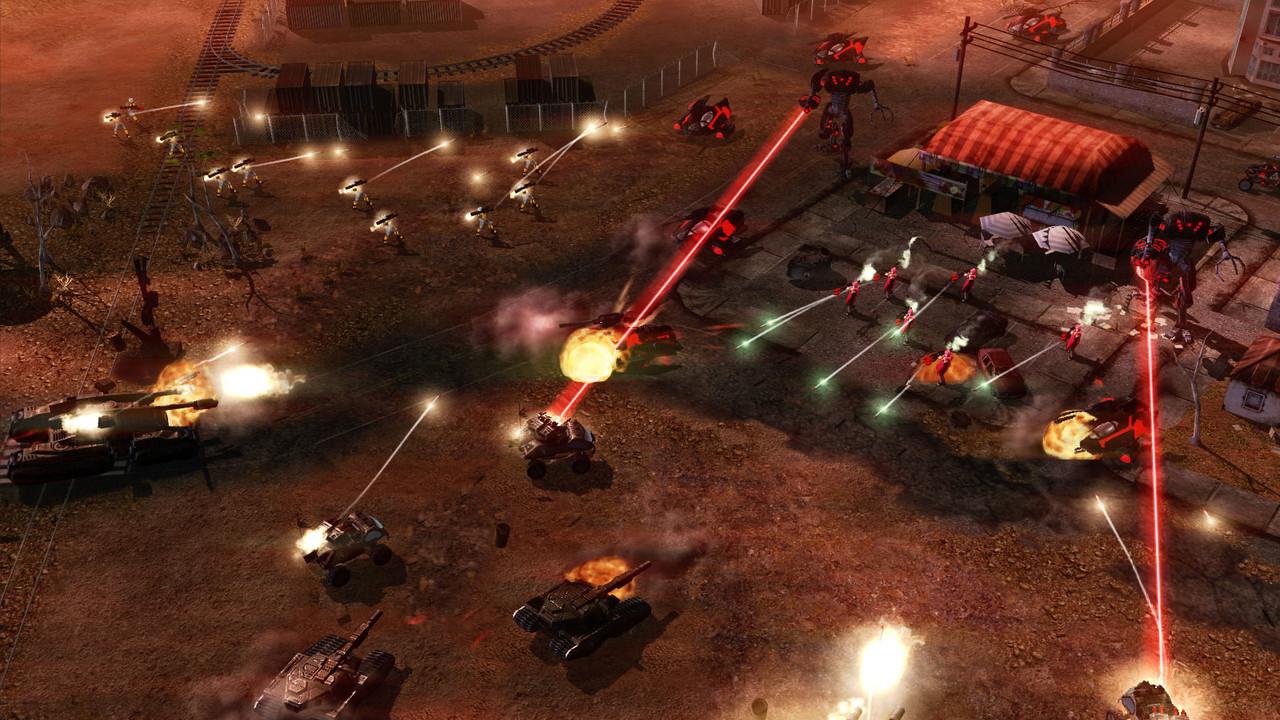 Command & Conquer: Red Alert und Tiberium Dawn werden überarbeitet