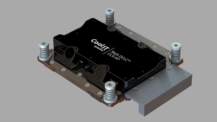 Cascade Lake-AP: Erster Wasserkühler für Intels Dual-Die-Prozessor von CoolIT