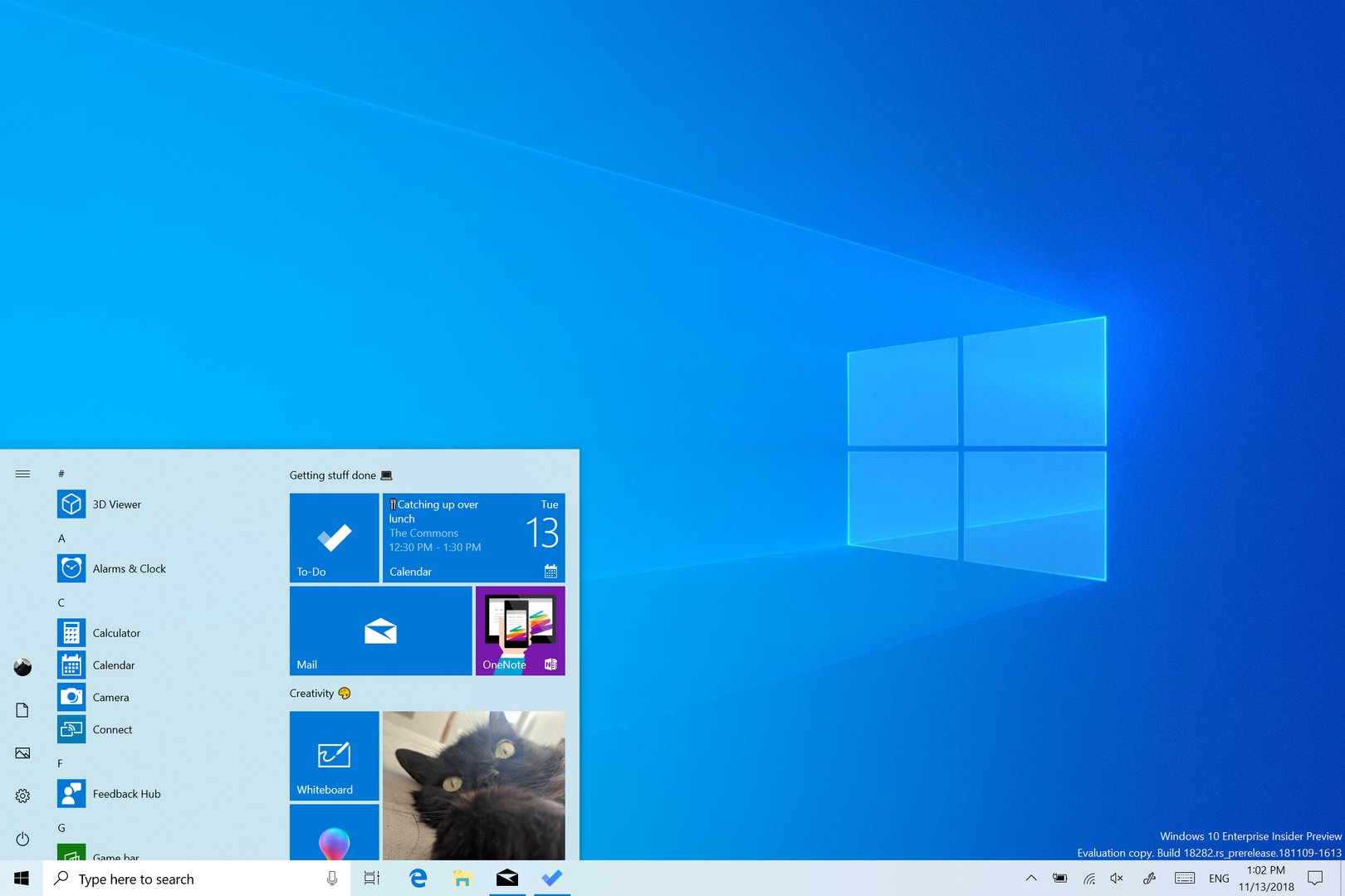 Das neue Light Theme in Windows 10