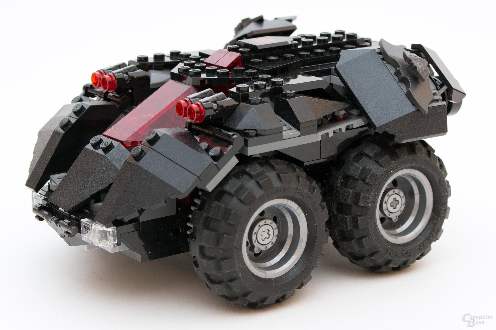 Das ferngesteuerte Batmobile 76112 von Lego