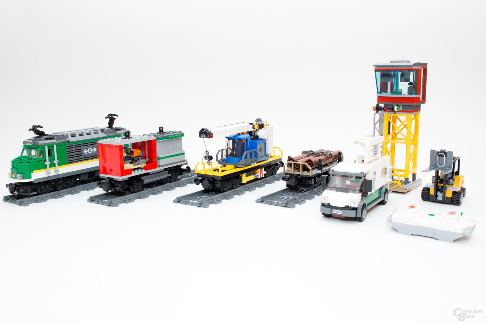 Lego Powered Up Boost Ergänzungs Sets Im Test Seite 2 Computerbase