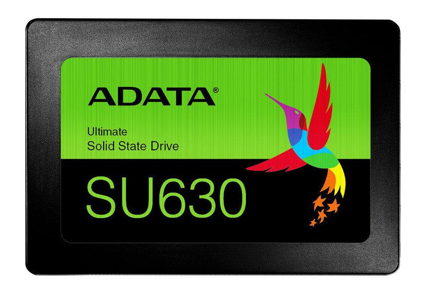Adata SU630 SSD mit QLC-3D-NAND