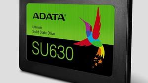 Adata SU630: Erste Drittanbieter-SSD mit QLC und weniger Garantie