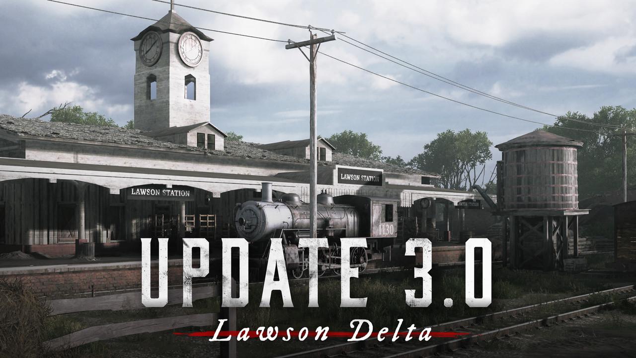 Hunt: Showdown: Update 3.0 bringt neue Map Lawson Delta