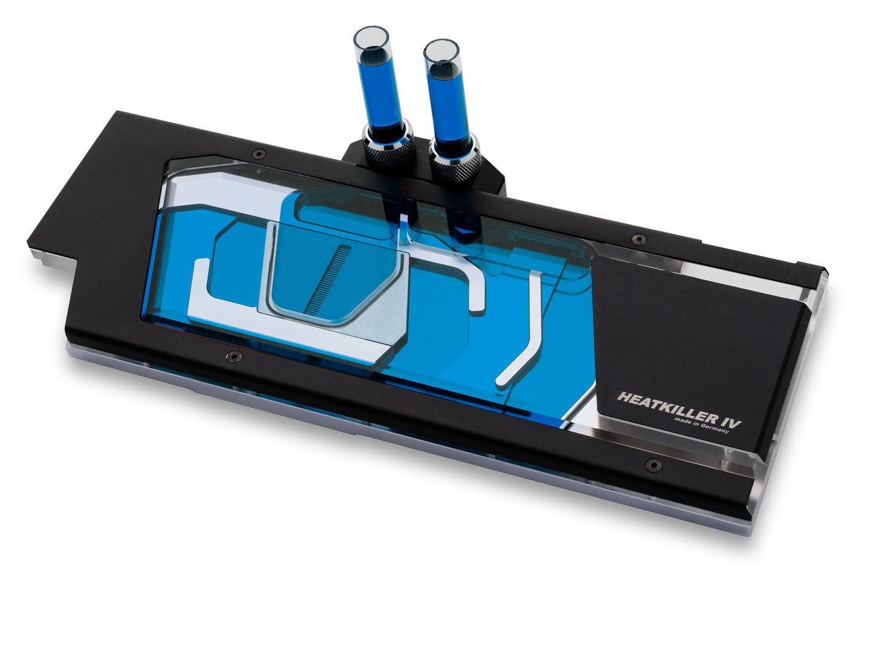 Watercool Heatkiller IV 2080 Ti Acryl-Nickel-Black