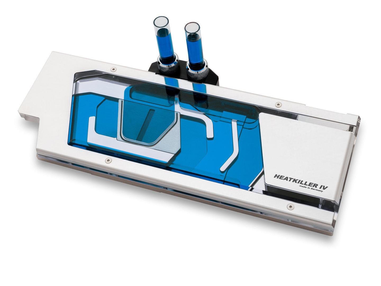Watercool Heatkiller IV 2080 Ti Acryl-Nickel