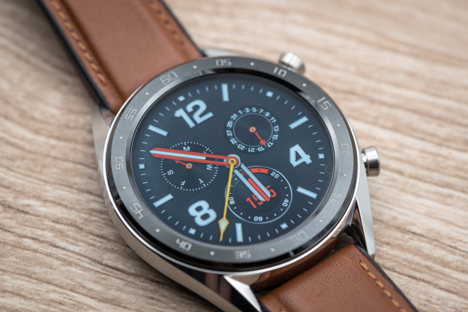 Huawei Watch GT: Display