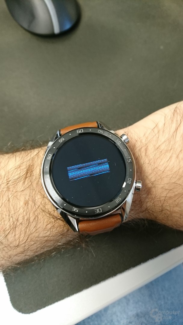 Huawei Watch GT: Update-Fehler