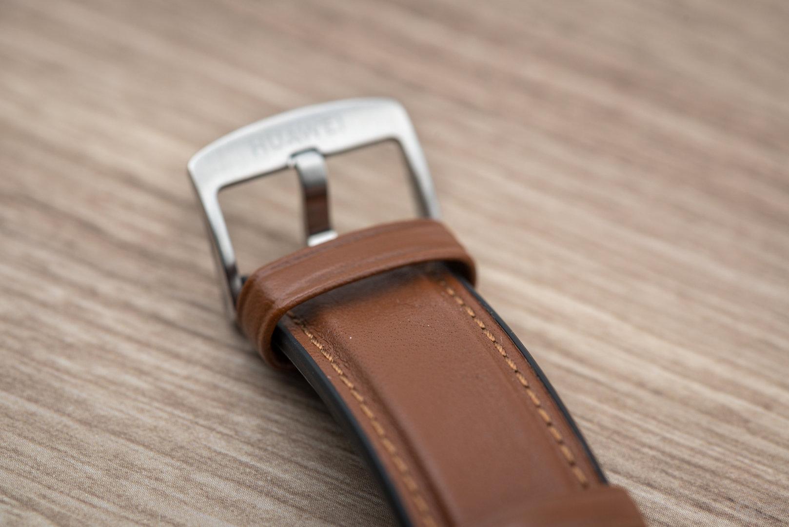 Huawei Watch GT: Dornschließe