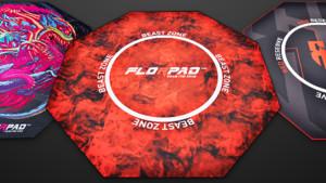 Florpad: Der Fußbodenschutz wird zum Gaming-Accessoire
