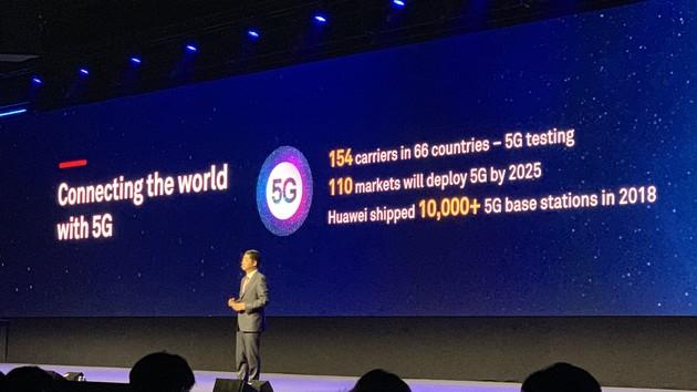 5G in Zahlen: 110 Nationen werden 5G bis 2025 anbieten