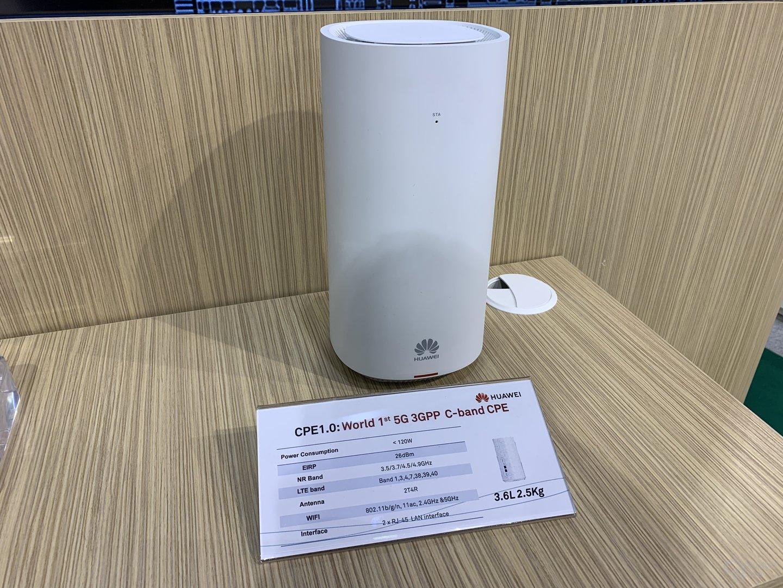 5G-Router für C-Band