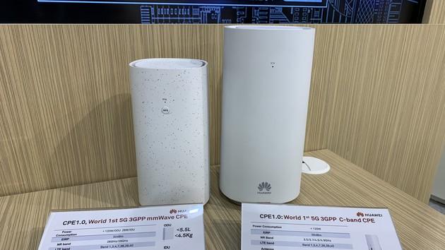 Huawei: 5G-Router für zu Hause verbraucht zehnmal so viel