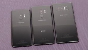 Samsung Galaxy S10: 4 Modelle, bis zu 6 Kameras und 6,7 Zoll gehandelt