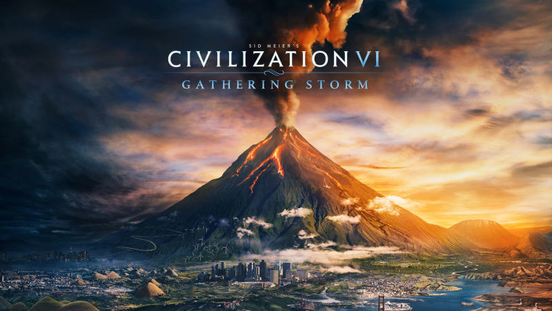 Civilization VI: Neuer Inhalt Gathering Storm ab Februar verfügbar